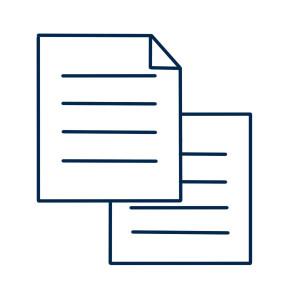 Documents pictogram